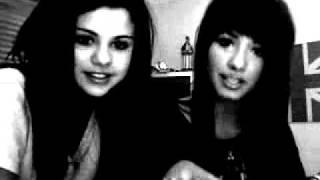 Demi lovato and selena gomez vlog shout outs