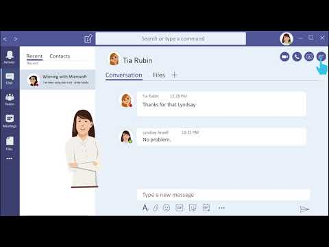 Microsoft Teams Tip #14: Create A Group Chat From A Direct Chat