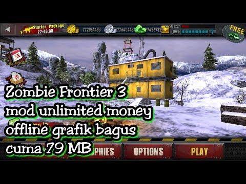 Zombie Frontier 3 mod apk (OFFLINE)