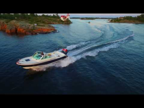 Hunt Yacht Harrier 26 Payne Marine - YouTube