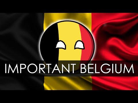 countryballs :: Important Belgium