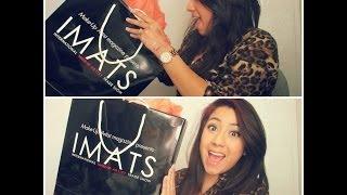 IMATS LA 2014 haul | Beauty With Venissa Thumbnail