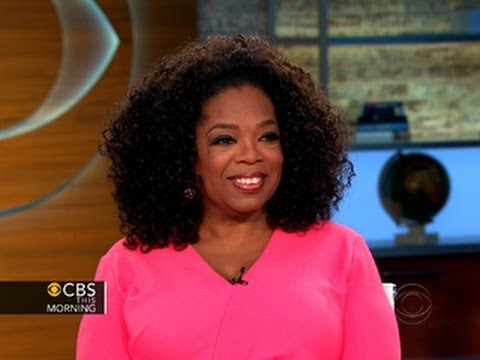 Oprah reflects: OWN success, O magazine, and more
