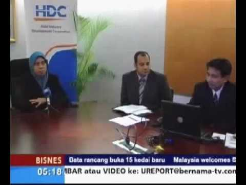 HDC To Launch World's First Halal Widget