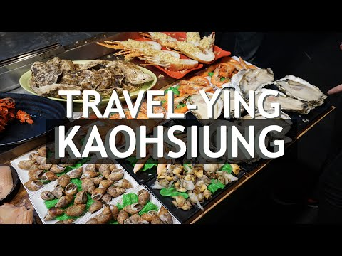Travel-ying Kaohsiung Taiwan (高雄) Part 1