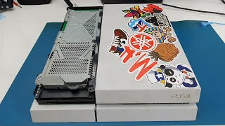 Filthy PS4 Restoration & Repair - $45 GumTree buy