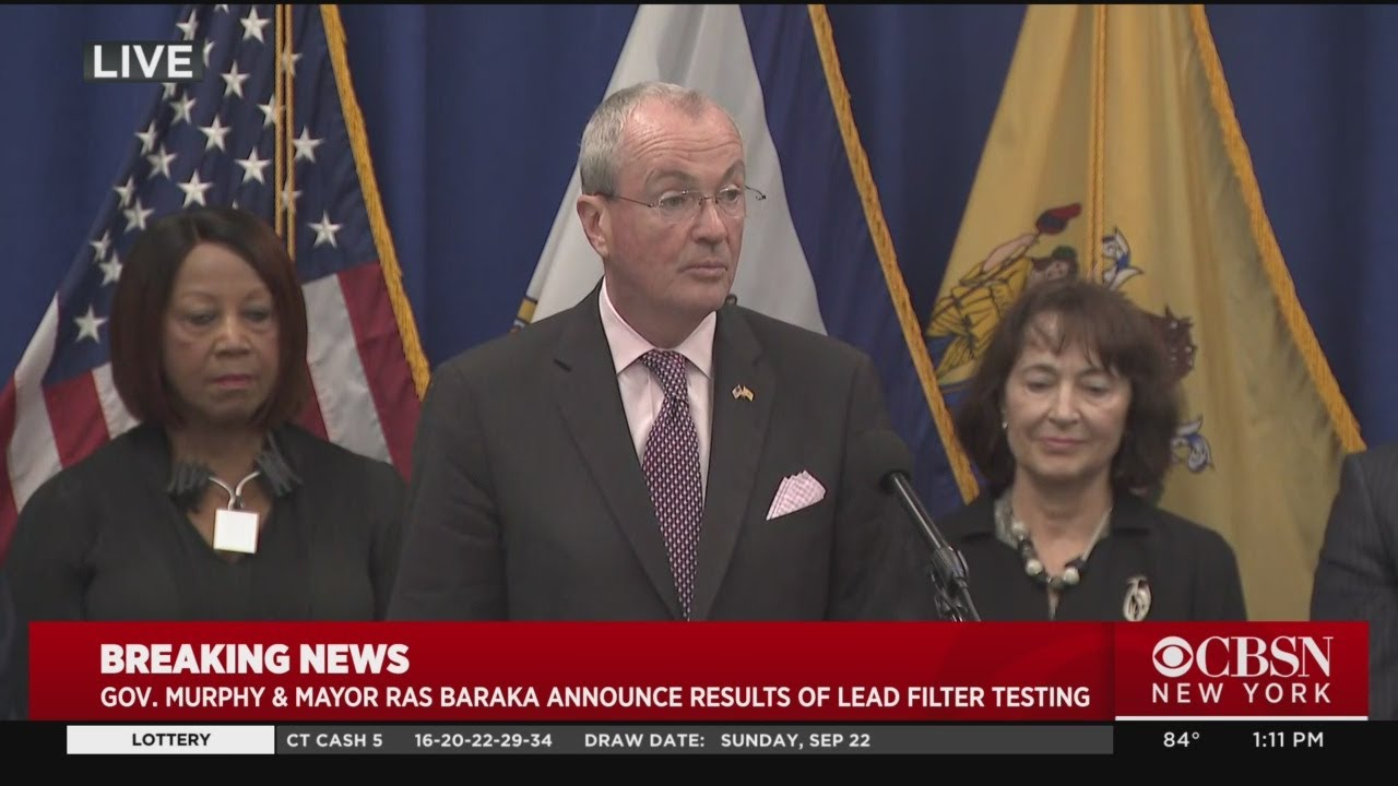 """Governor Murphy Will Make """"Major Announcement"""" at noon Mar. 21 ..."""