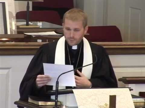 "FUMCMB Sermon 1/1/12 ""Different Year, Different Way"" Rev. Jonathan Tompkins"