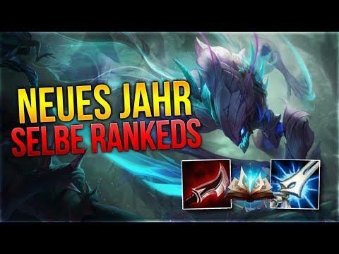 Neues Jahr aber die selben Rankeds! Khazix Toplane [League of Legends] [Deutsch / German] thumbnail