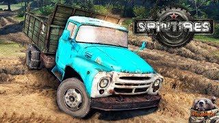 Spintires : месим грязь и везём лес (кооп)