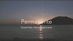 PERMANENTE feat. Kiana V (Official Lyric Video)