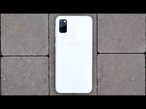 Samsung Galaxy M30s - Обзор