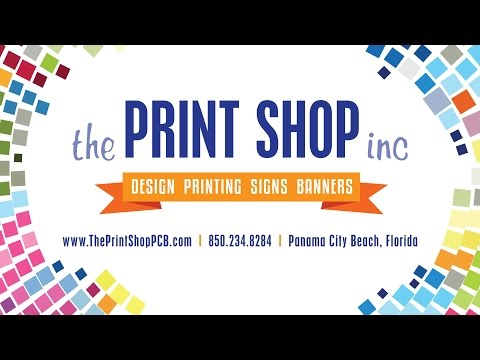 Company Business Cards Panama City (850) 234-8284 Professional Printing Services Panama City Beach