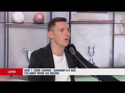 L'After commente l'attitude de Balotelli après sa sortie remarquée (négativement) à Guingamp