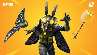 Fortnite New skins. MOTHMANDO - MOTH SKIN