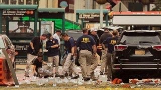 Fmr. NYC Police Commissioner on terror in NYC, NJ