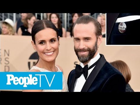 Joseph Fiennes Teases 'The Handmaid's Tale' Season 2 Details At 2018 SAG Awards | PeopleTV