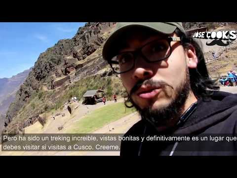 Ollantaytambo, Buffet, Sacred Valley Tour | Day 1 of Cusco, Peru VLOG | Jose Cooks
