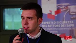EuroUSC italia a Roma Drone Campus 2018