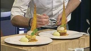 Dessert aux pommes par Jean-Yves Herman