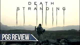 Death Stranding Review: Kojima Tries New Things But Does He Succeed?