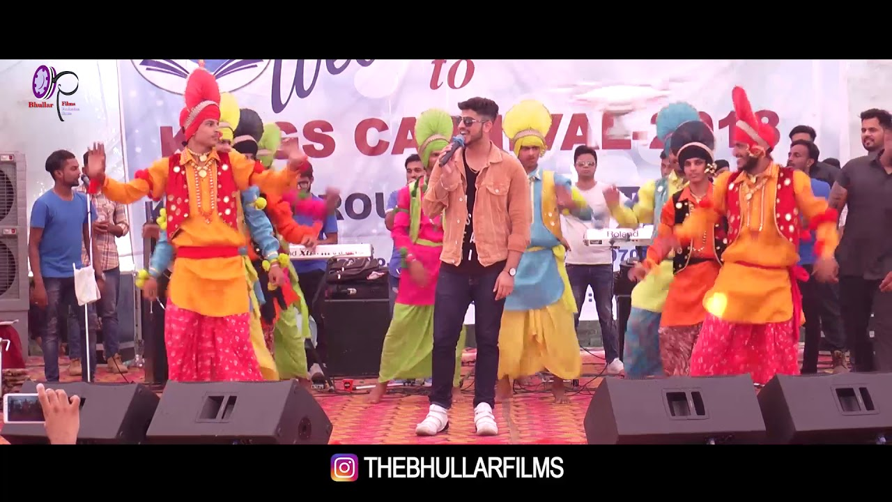 Diamond - Gurnam Bhullar Live // Hit Song 2018 // Official video // Latest Punjabi Song 2018