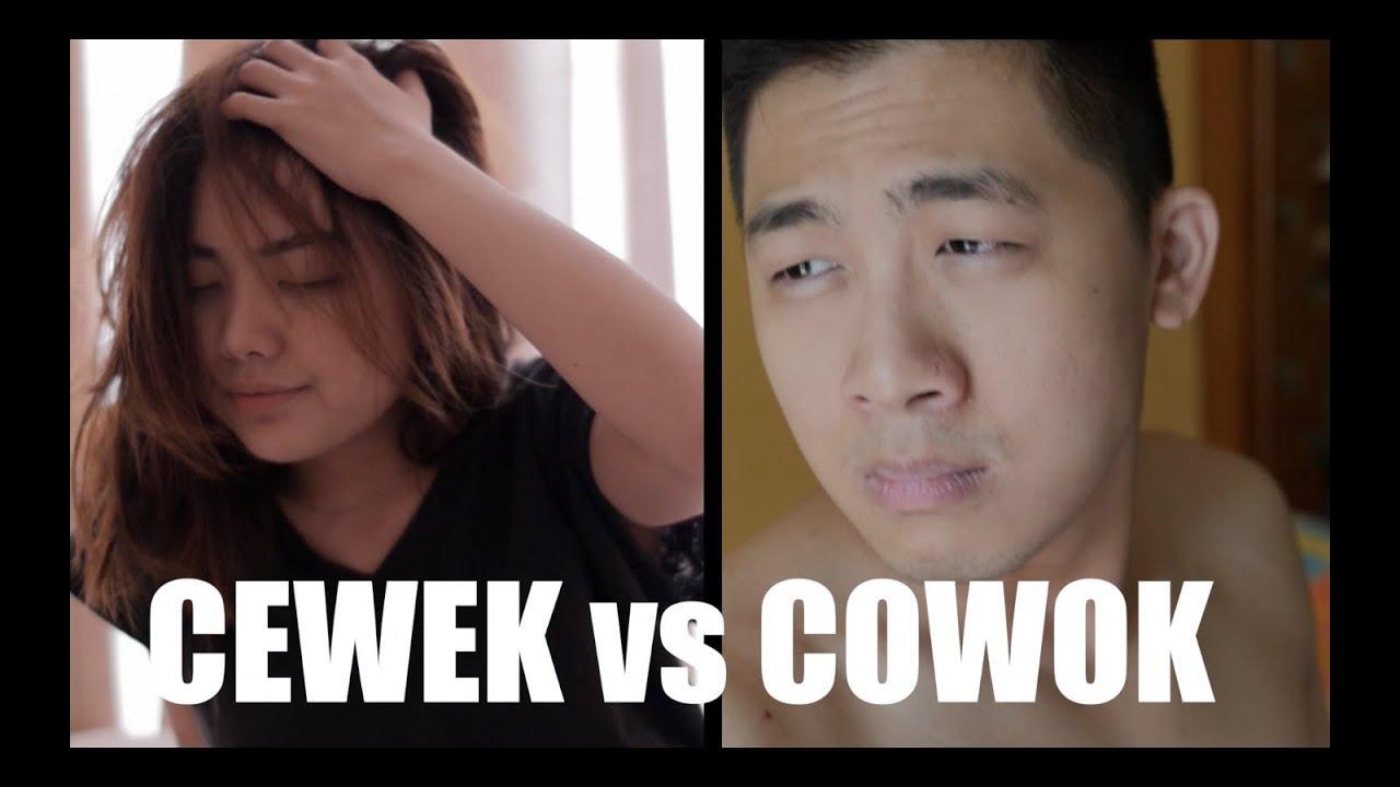 CEWEK vs COWOK