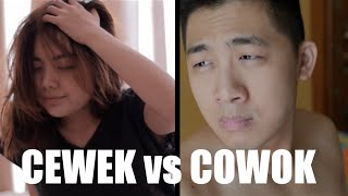 Video CEWEK vs COWOK download MP3, 3GP, MP4, WEBM, AVI, FLV Maret 2018