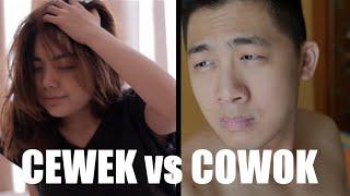 Download CEWEK vs COWOK