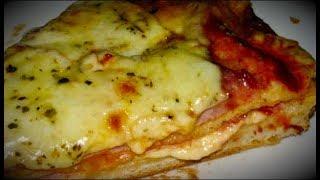 Pizza Rellena a la sartén segunda opción