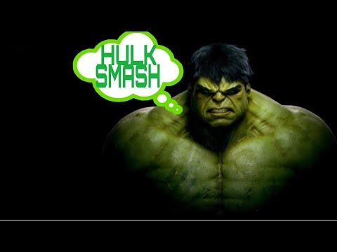 HULK Smash Haaaaa! ||Marvel Super Wars