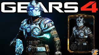 "Gears of War 4 - ""Diamond Gear"" Character Multiplayer Gameplay! (Ranked Season 5 DLC)"
