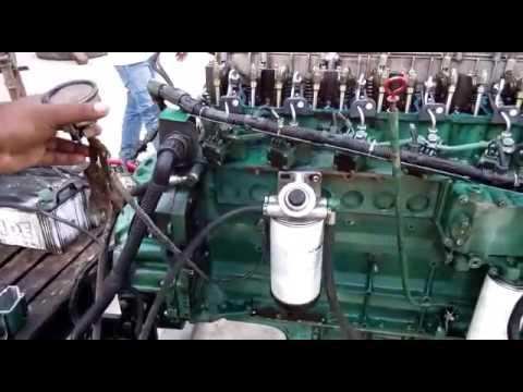 volvo d7d engine start youtube rh youtube com volvo d6e engine manual Volvo XC90 Manual