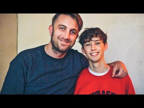 Zonder paspoort naar Berlijn | vlog #26 | Troye Sivan ontmoet & concert