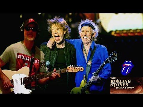 Paint It Black Live  Cuba Havana subtitulada Rolling Stones & RollingBilbao cover HD