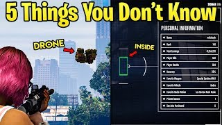 5 Things You Probably Don\'t Know About the Terrorbyte in GTA Online