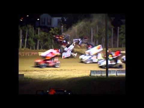 Delaware International Speedway - URC 9/1/12