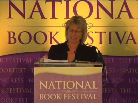 Kirstin Downey - 2009 National Book Festival