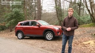 2013 Mazda CX-5 review - What Car?