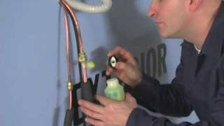 LG Ductless Mini-Split Air Conditioner Installation Step-by-Step Part 02 GreenDroplet.com