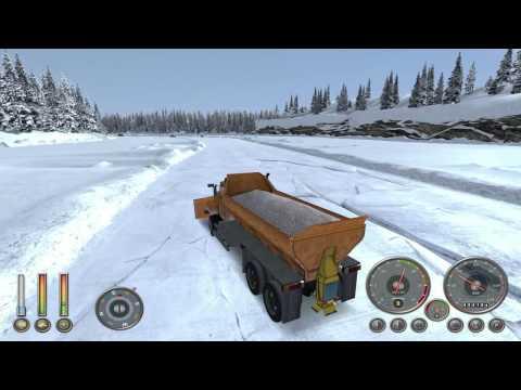 18 Wheels Of Steel Extreme Trucker Gameplay 4 First Job HD