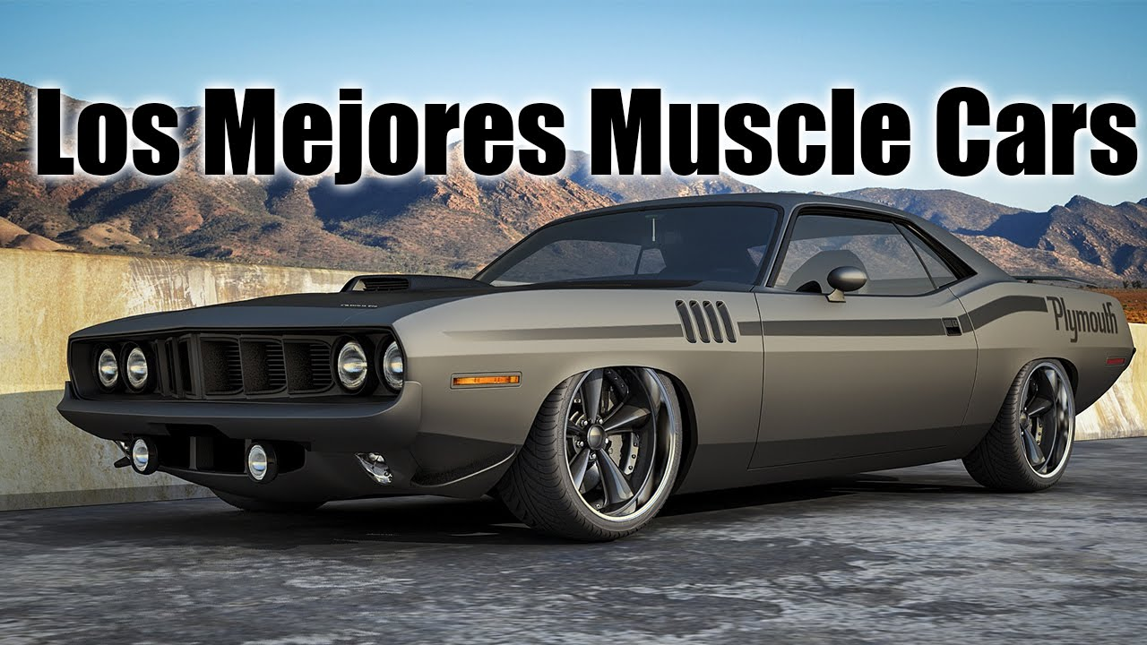 Top Ten Muscle Cars. Gallery Of Top New American Muscle Cars Image ...