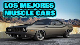 Los mejores 5 muscle cars de todos los tiempos The best muscle cars - Loquendo