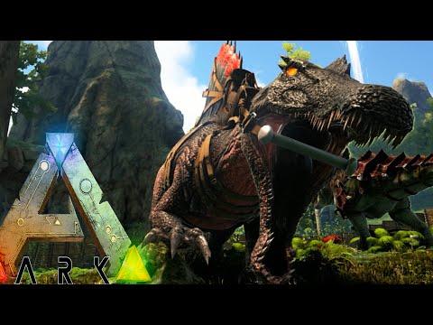 Ark Survival Evolved - ALPHA SPINO TAMING, CELESTIAL SPOTTING - Modded Survival Ep50 (Ark Gameplay)