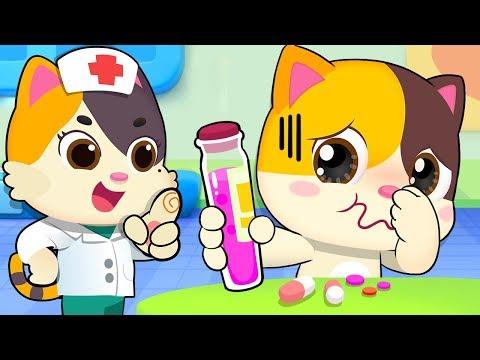 Bayi Kucing Sakit