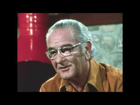 LBJ: The Last Interview (1973)