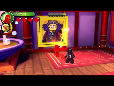 Ninjago: Shadow of Ronin (PS Vita/3DS/Mobile) Master Chen Unlock