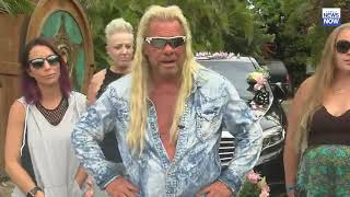 Dog the Bounty Hunter speaks out on the passing of Beth Chapman. OHANA