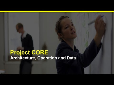 Project CORE - Architecture, Operation and Data With Spark, HANA® and Machine Learning on GCP