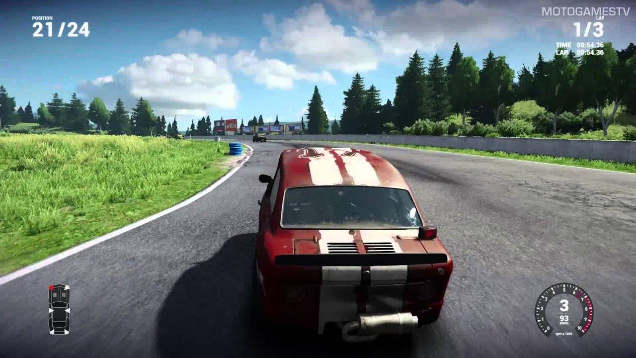 Next Car Game Alpha Early Access